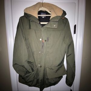 J. Crew Hooded Heathfield jacket